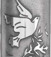 Peace Decoro colomba