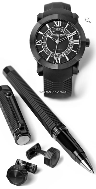 NeroUno Automatico PVD-black